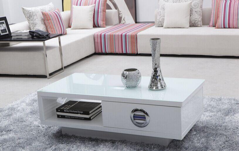 客廳的一萬種選擇方式:客廳茶幾如何選出設計感?