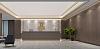 1500平米投资管理集团总部办公室设计,大气优雅,摈弃浮华
