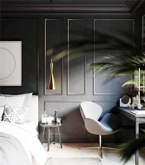 主卧床头背景墙弄教你几招让你家成都必行设计图片