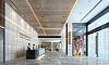 3000平米新零售办公室设计效果图,打造智慧化的零