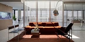 墨尔本建筑公司Cobild办公室工装案例