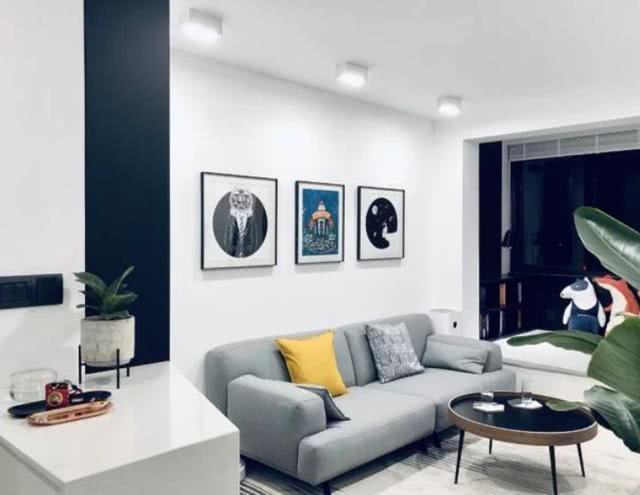 90平二手房三室改两室 设计实用又美观