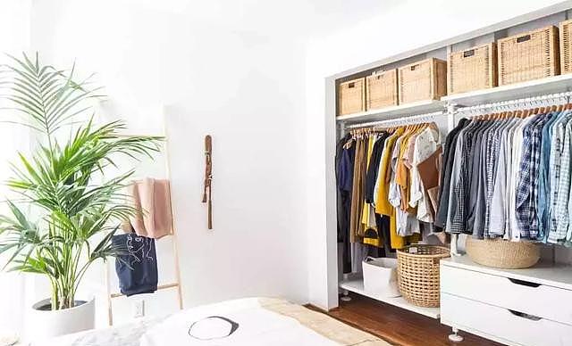 增加衣柜收纳有妙招 只需这样做便可多放20件衣服