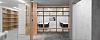 华可可设计丨严肃与朴素并存的办公室设计案例