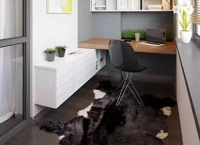只需要一平米 就能搞定你的soho小空间!
