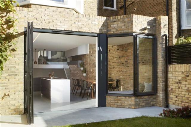 伦敦155平独栋小别墅 复式加错层空间瞬间增大