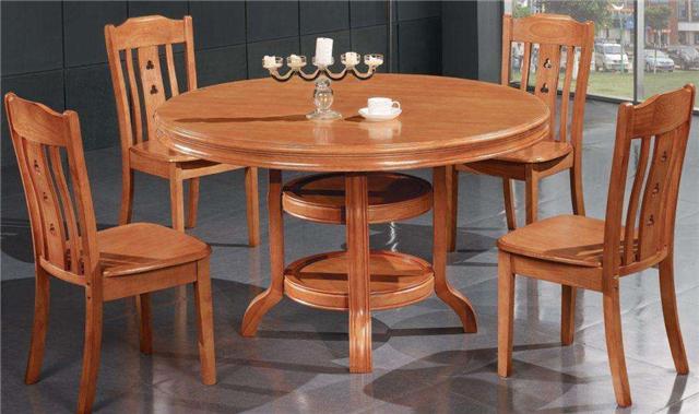 家庭餐桌买圆形好还是方形好 买圆形会后悔