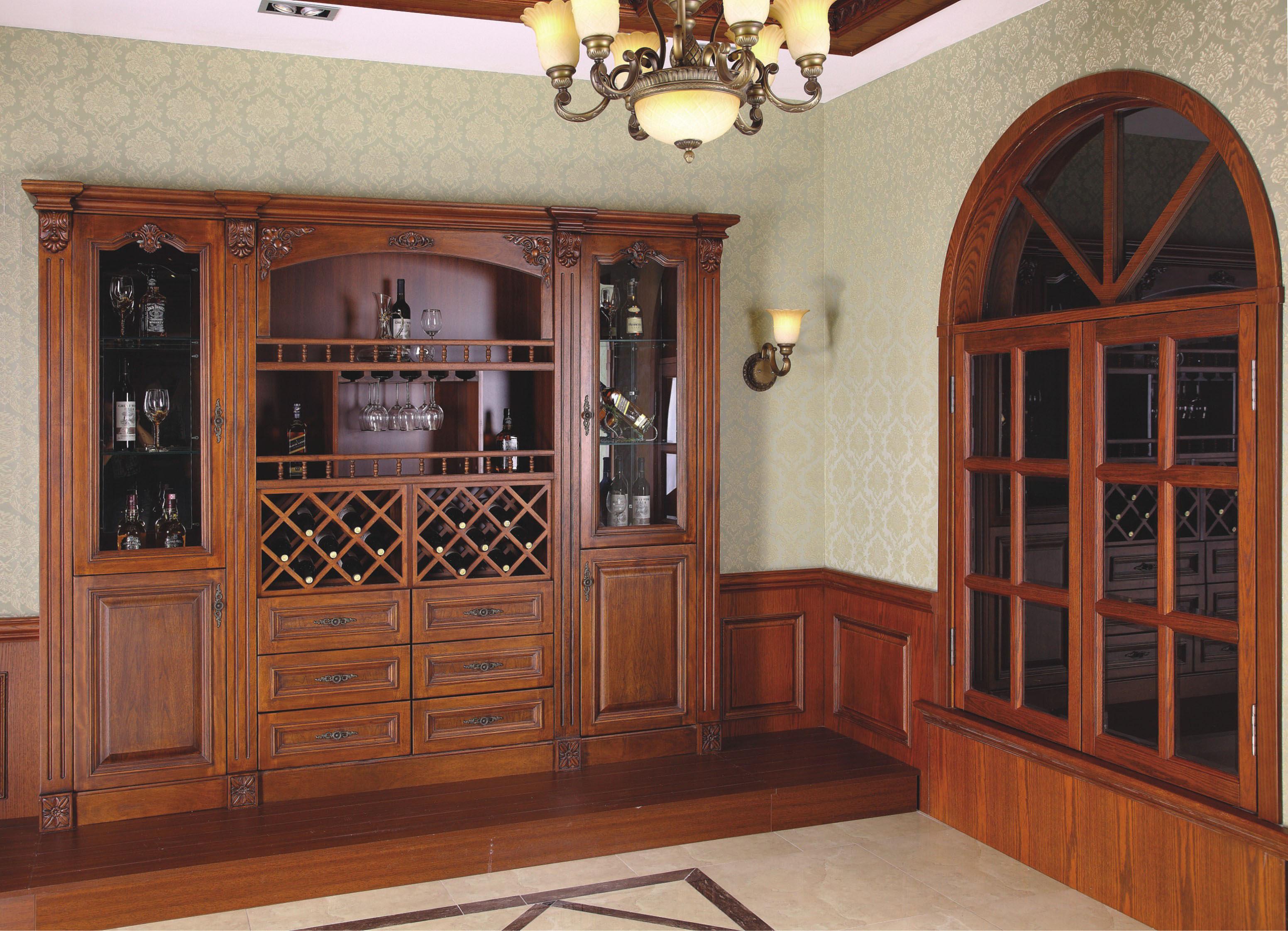 如何选择酒柜的尺寸和大小?怎么设计才最合适?