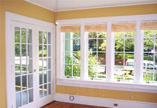 铝包木门窗美观又环保 你家还在用断桥铝门窗吗