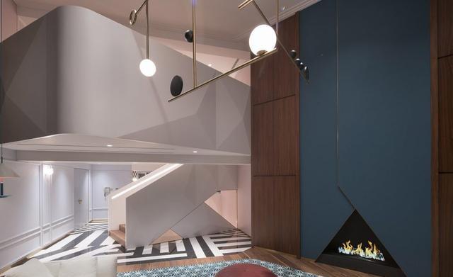 壁炉设计与装饰经验分享 给冬日增添一份温暖