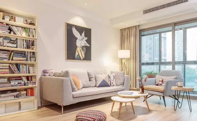 精选30款家居装修设计案例 让新家有品位好看又不贵!