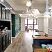 北欧风新家硬装只花16万 墨绿色壁柜低调奢华