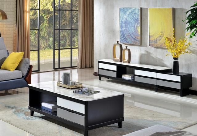 是家具也要美美哒 茶几如何装饰好看呢?