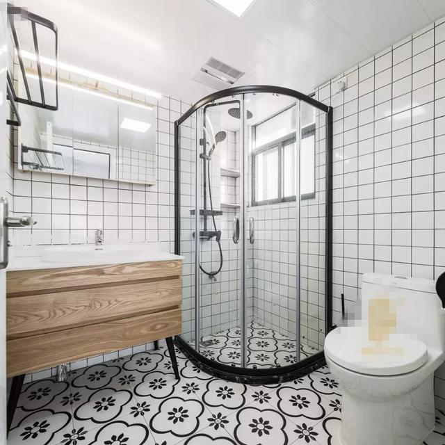 卫生间瓷砖搭配好 再也跟丑扯不上关系了!