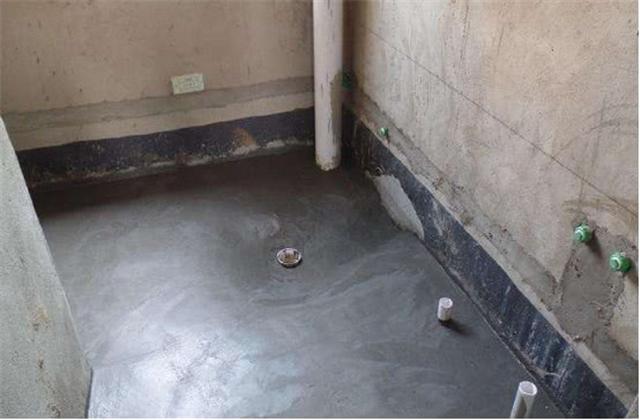 卫生间防水这样施工 50年都不用担心漏水