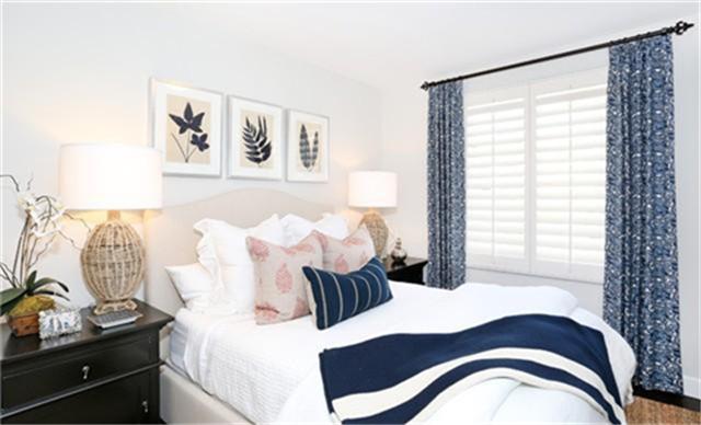 卧室看不厌的墙漆颜色 这几种绝对是上上之选