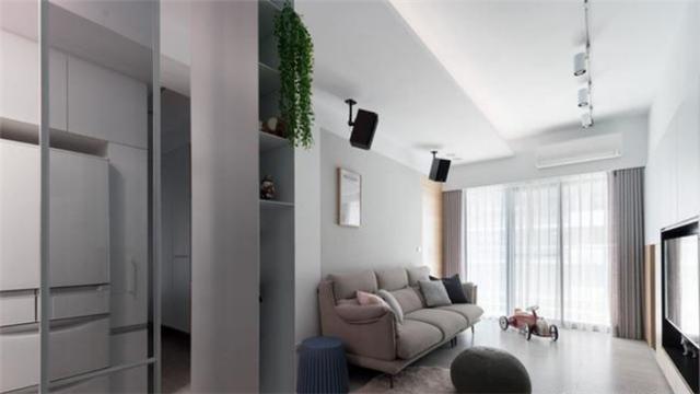 88平小户型拥有3房1厅 全靠这些装修设计技巧