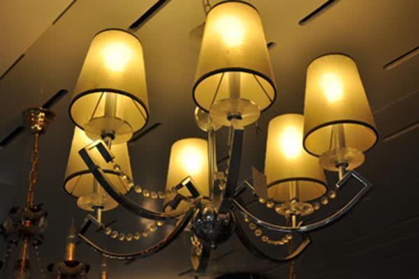 选对合适的照明灯具 凸显家居设计的美感