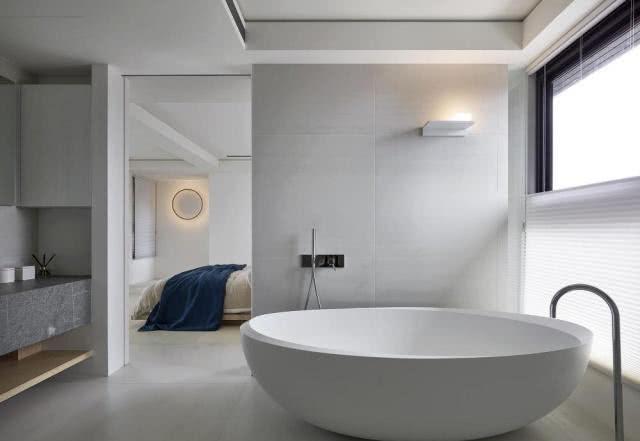 房子再小也要装个浴缸 提升生活的幸福感