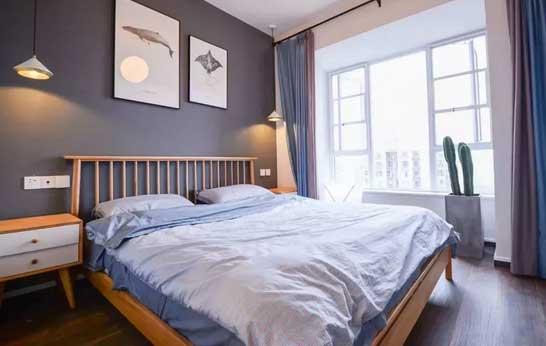 卧室选对窗帘才能睡好觉 学学这几款窗帘配色技巧