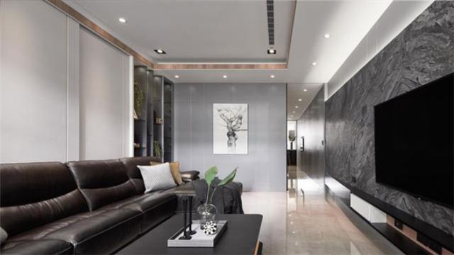 320平现代风透天别墅装修设计 营造现代摩登品味家居