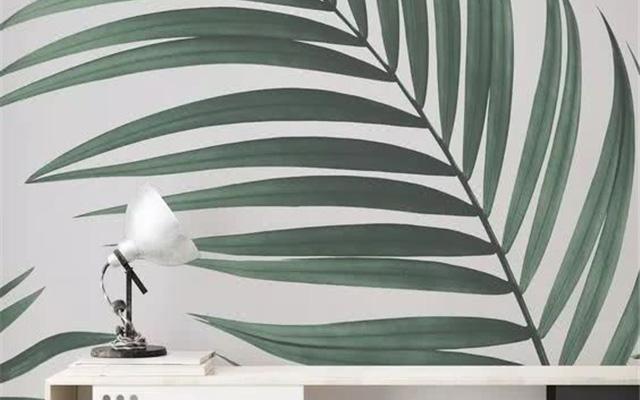 高颜值墙纸款式效果图 教你铺贴和挑选技巧