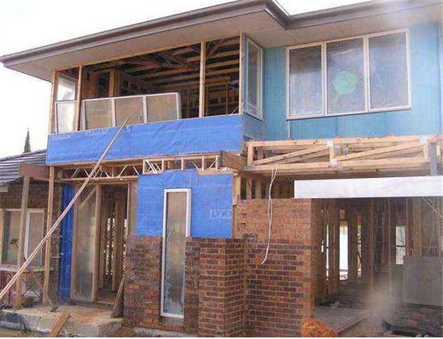 日式住宅外墙保温做到极致 难怪屋子冬暖夏凉