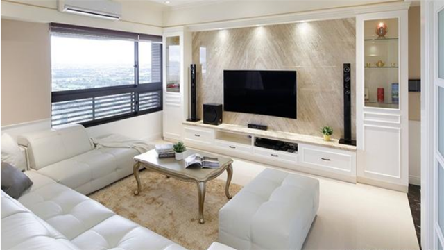 160平古典优雅退休家居装修 每一个空间都尽显高贵网友:这才叫设计