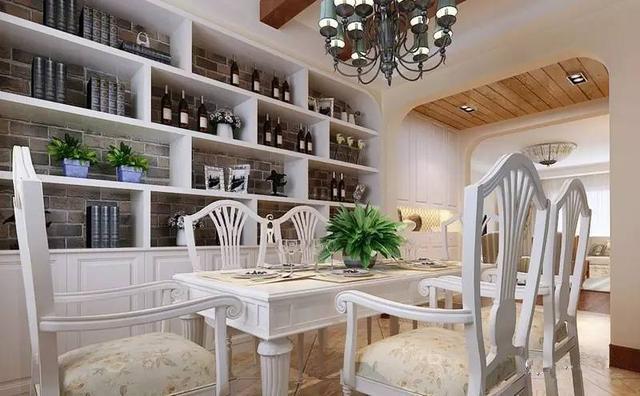 多款家庭酒柜設計 與你瀟灑品盡人生百味