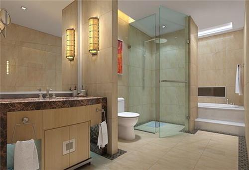 门对着卫生间怎么化解 家居风水有哪些摆设禁忌