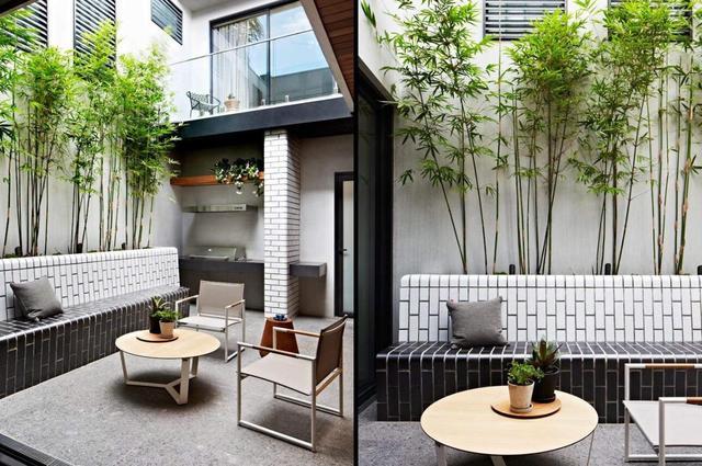 最新别墅设计流行趋势 一楼自带下沉式庭院