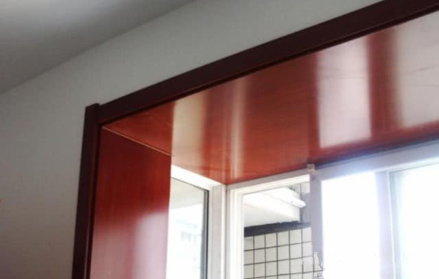 窗套别买商家定制的 叫木工做一个可省500元