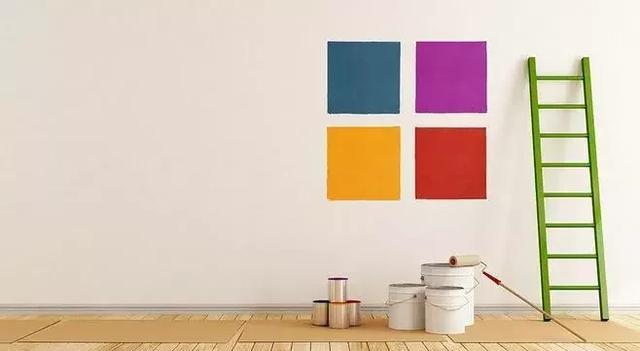 为何觉得家里装修凌乱?主要是墙面漆的颜色没选对