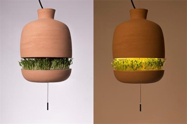 摆上一盏好看的灯具 能让房间颜值瞬间提高!