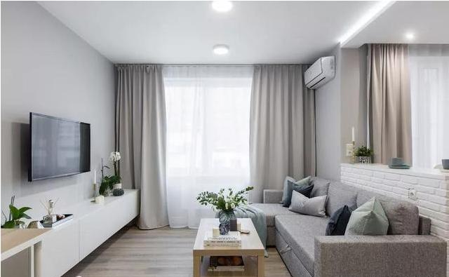 小户型出租房装修设计 家居简洁又时尚非常适合年轻人居住