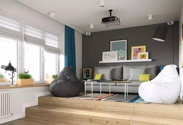 32平一居室小户型 给巧妙的设计点赞!