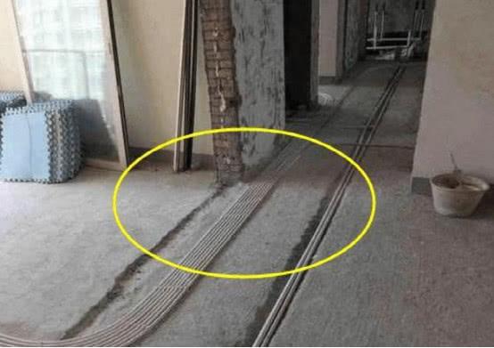 水电布线应按规范操作 明线布线与暗线布线要求不同