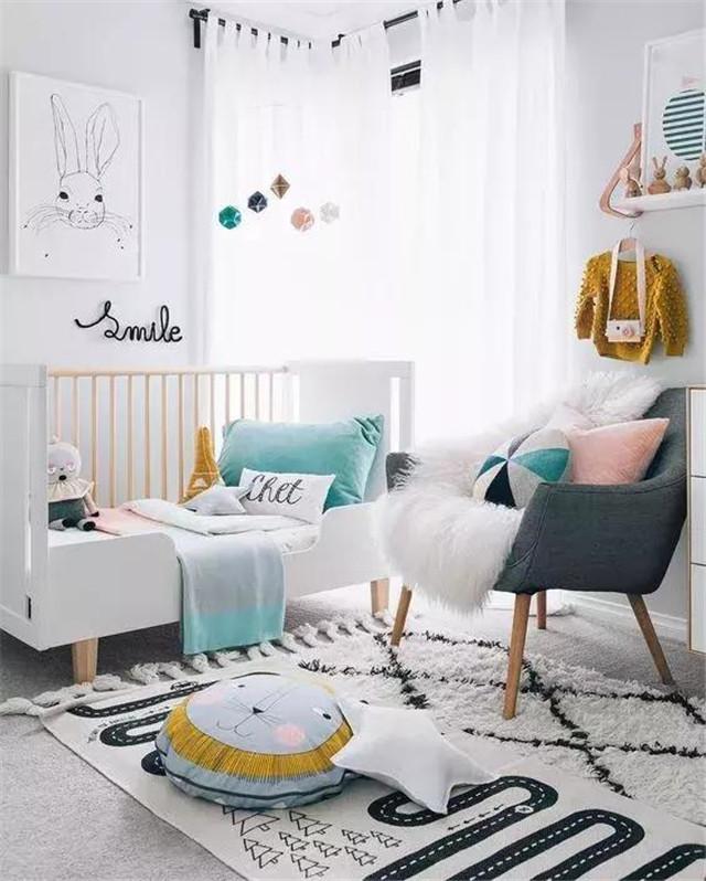 最合理的儿童房设计有颜又有范 让孩子瞬间爱上它