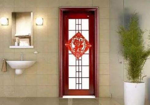 厕所门可以贴福字吗?有什么禁忌吗?