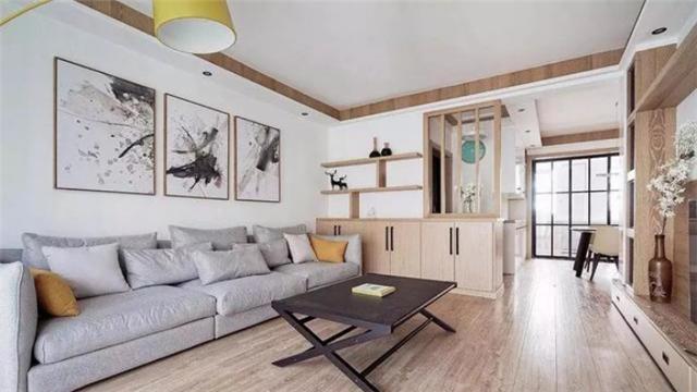 130㎡中式混搭北歐家居裝修 打造簡約優雅的家居