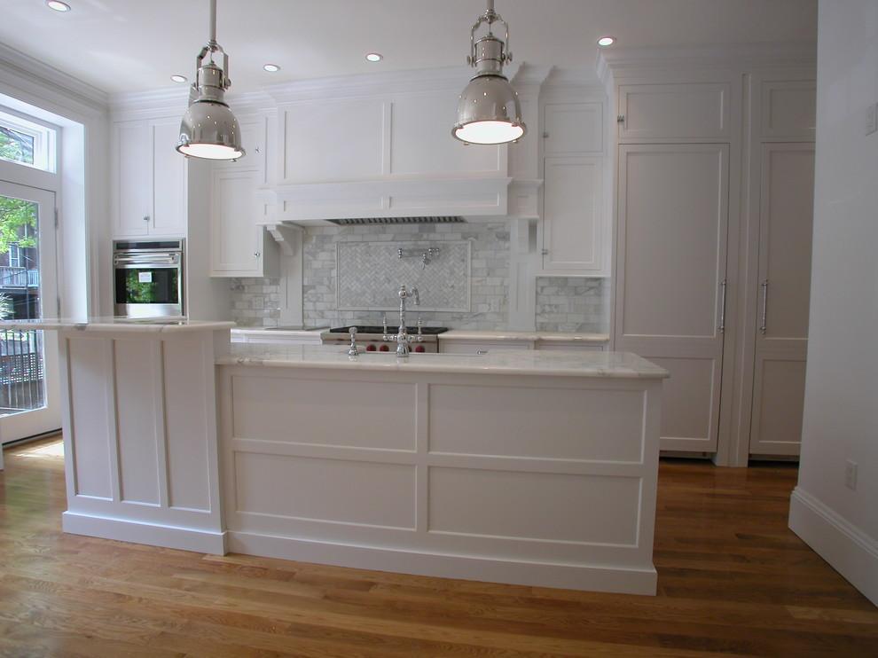 家里厨房墙壁什么颜色好呢?