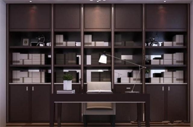 三个书房装修技巧 打造一个让人放松又舒适的空间
