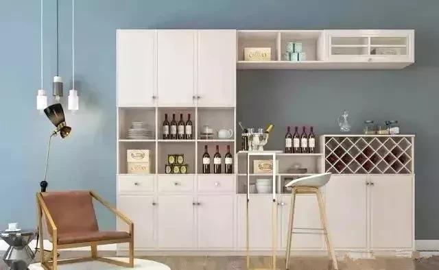 一款好酒柜的设计 无时无地都在彰显你的品味