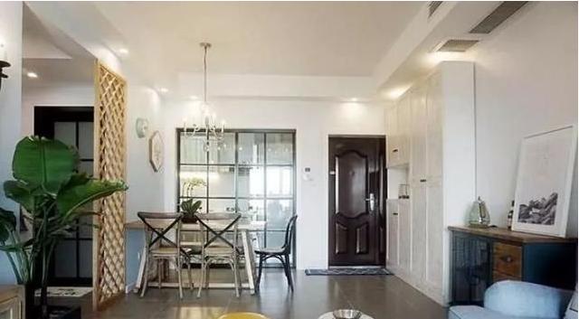 90㎡新房装修设计 打造舒适休闲的家居生活空间