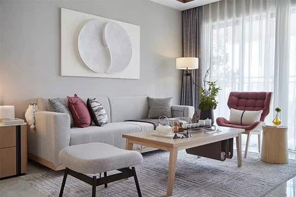 格调高雅有个性 淡灰色现代风格时尚家居空间