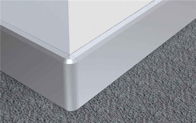 踢脚线不仅用来保护墙壁 也能体现家装的质感