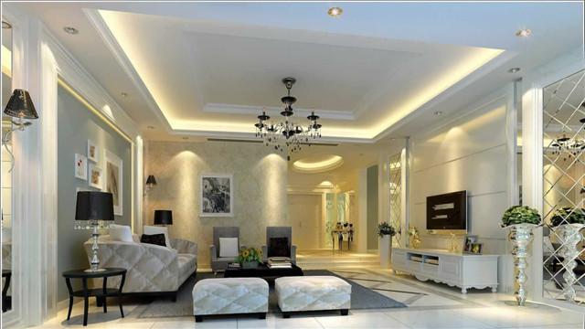 客厅装修设计的九大原则与装饰的几个重点要素