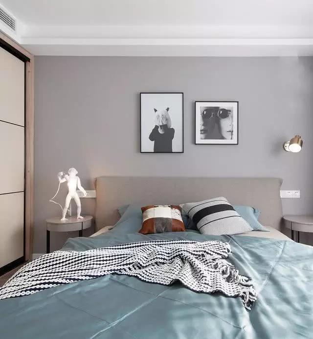 卧室装修没有灵感 分享九套高颜值卧室设计案例