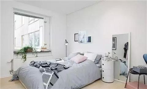 卧室简装设计 用这10款来取悦自己