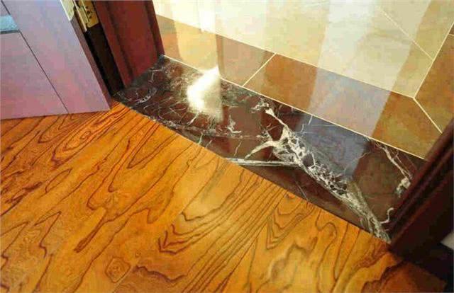 卫生间防水门压条替代门槛石 美观实用又安全
